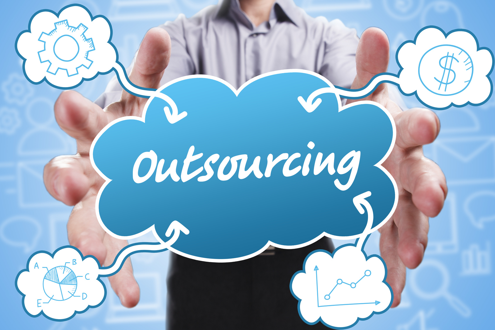 Outsourcing – A Resolution or a Downside?